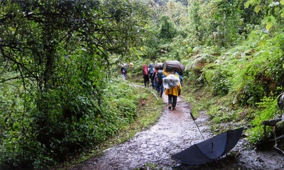 Mount Kilimanjaro Hike Possible During The Rainy Season