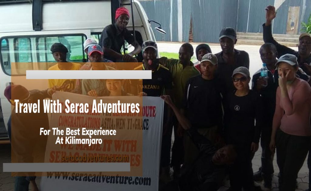 Travel With Serac Adventures