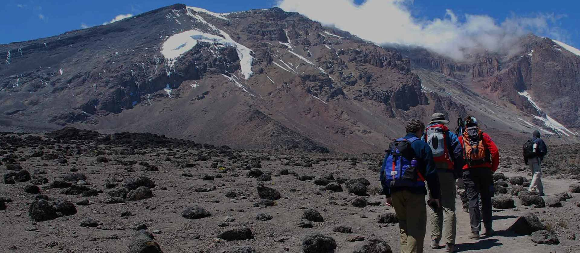 6 Days Machame Route
