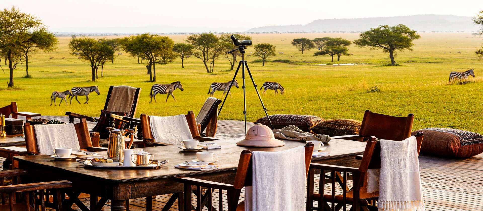 7 Days Tanzania Luxury Safari