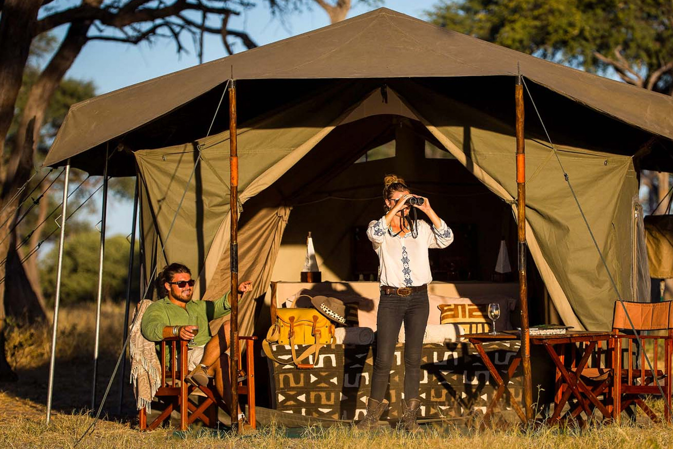 Tented Camping Safari